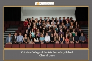 VCASS 2014 Graduation